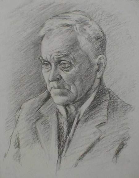 12 portrét muže 1981